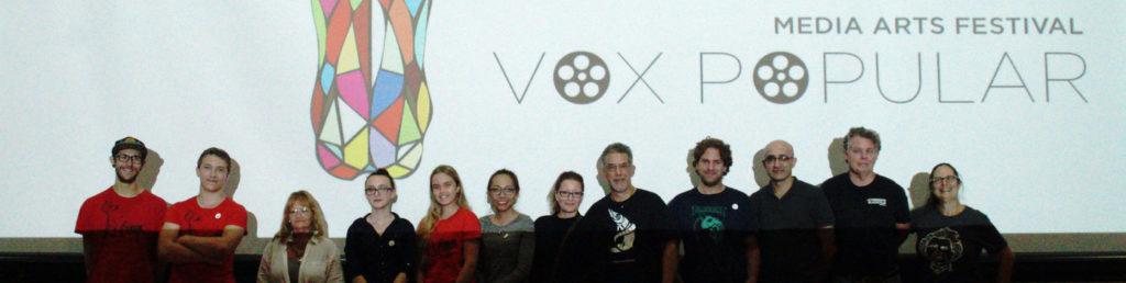 Vox Popular Team Photo