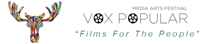 Vox Popular Logo - Films for the People