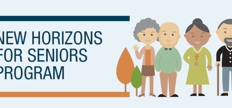 New Horizon's Web Aware Seniors Meeting
