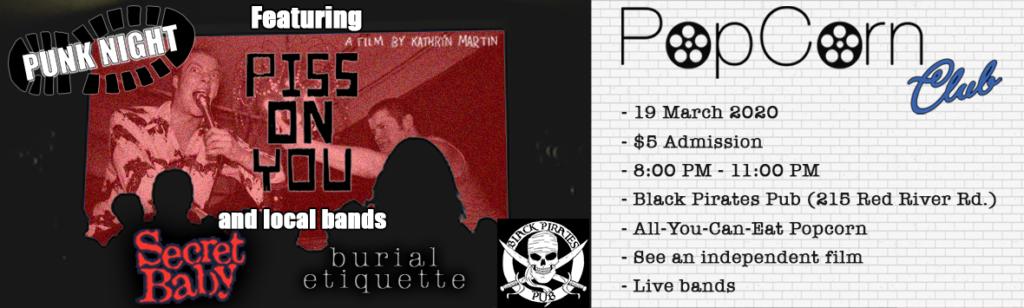 Punk Night 19 2020
