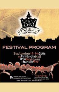 2008 Festival Program