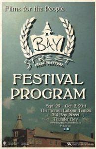 2011 Festival Program